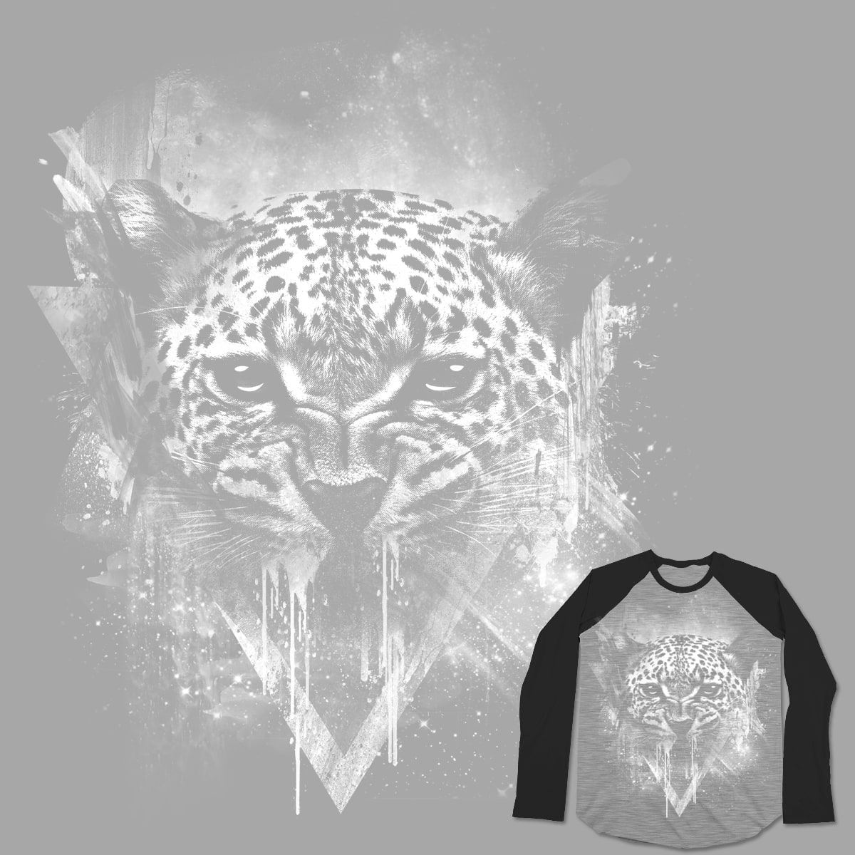 Wild Inside by dandingeroz on Threadless