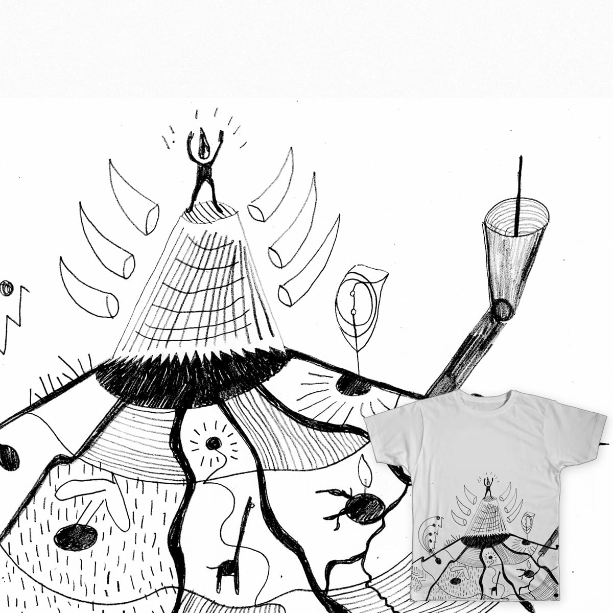 Discovery by tintapeluda on Threadless
