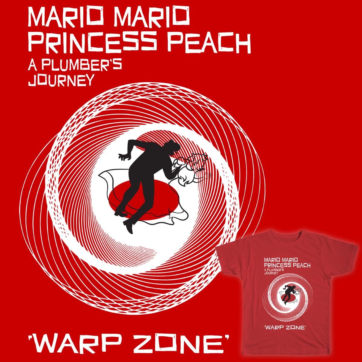 Warp Zone by machmigo on Threadless
