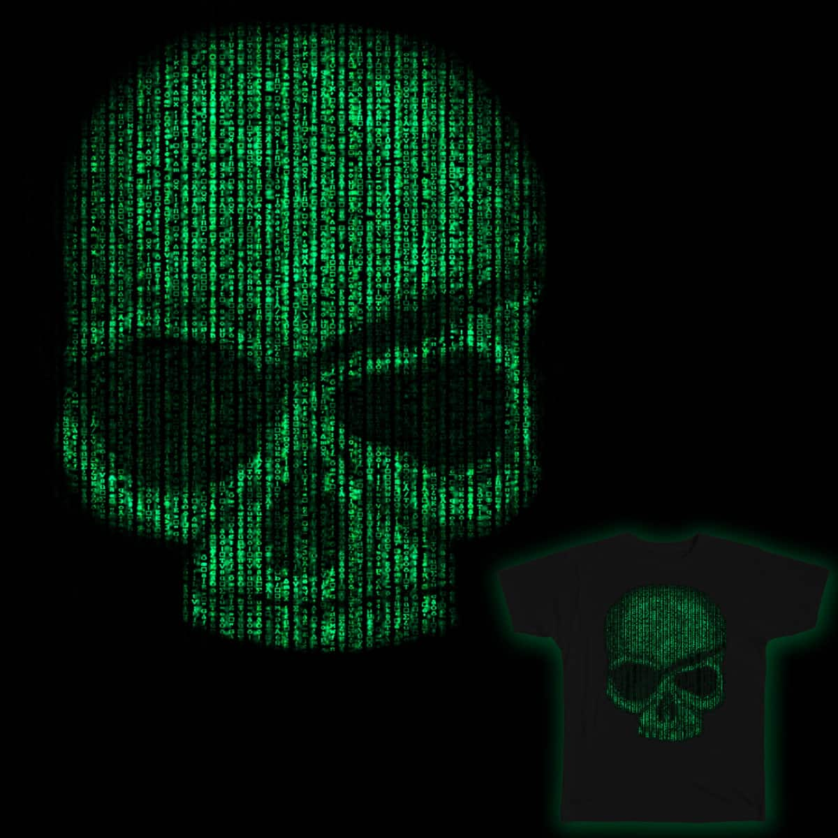 Digital Piracy by lazysundave on Threadless