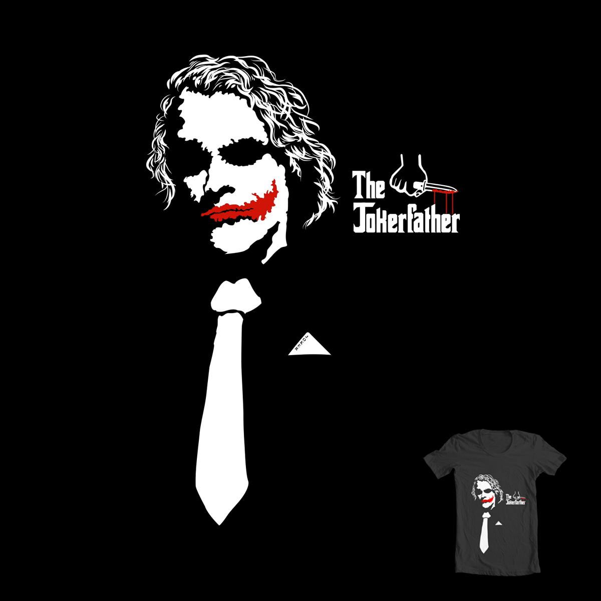 The Jokerfathern by Villainmazk on Threadless