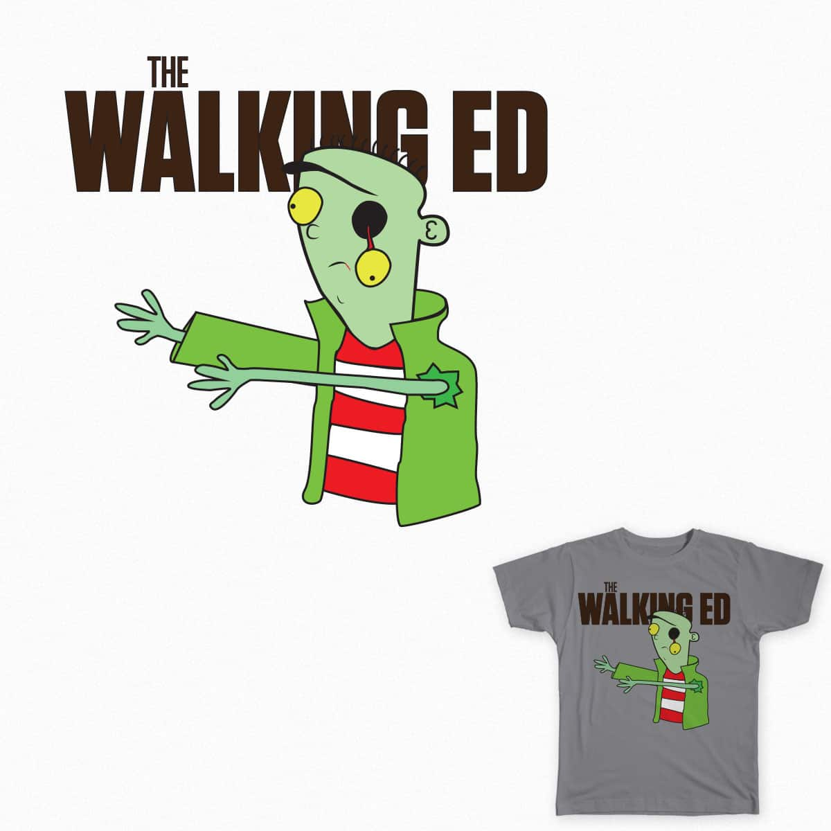 The Walking ED by geza2 on Threadless