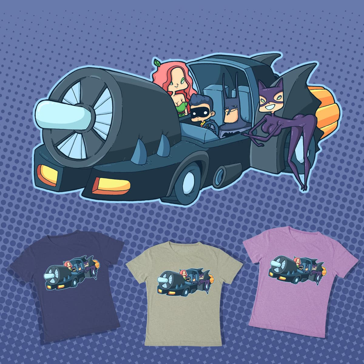 BaDmobile by lost-angel-less on Threadless