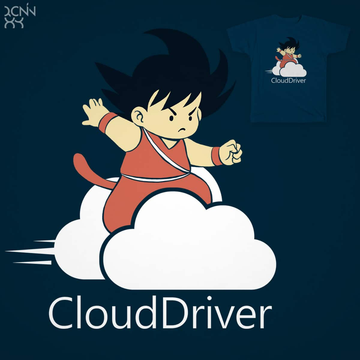 CloudDriver by ronin84 on Threadless