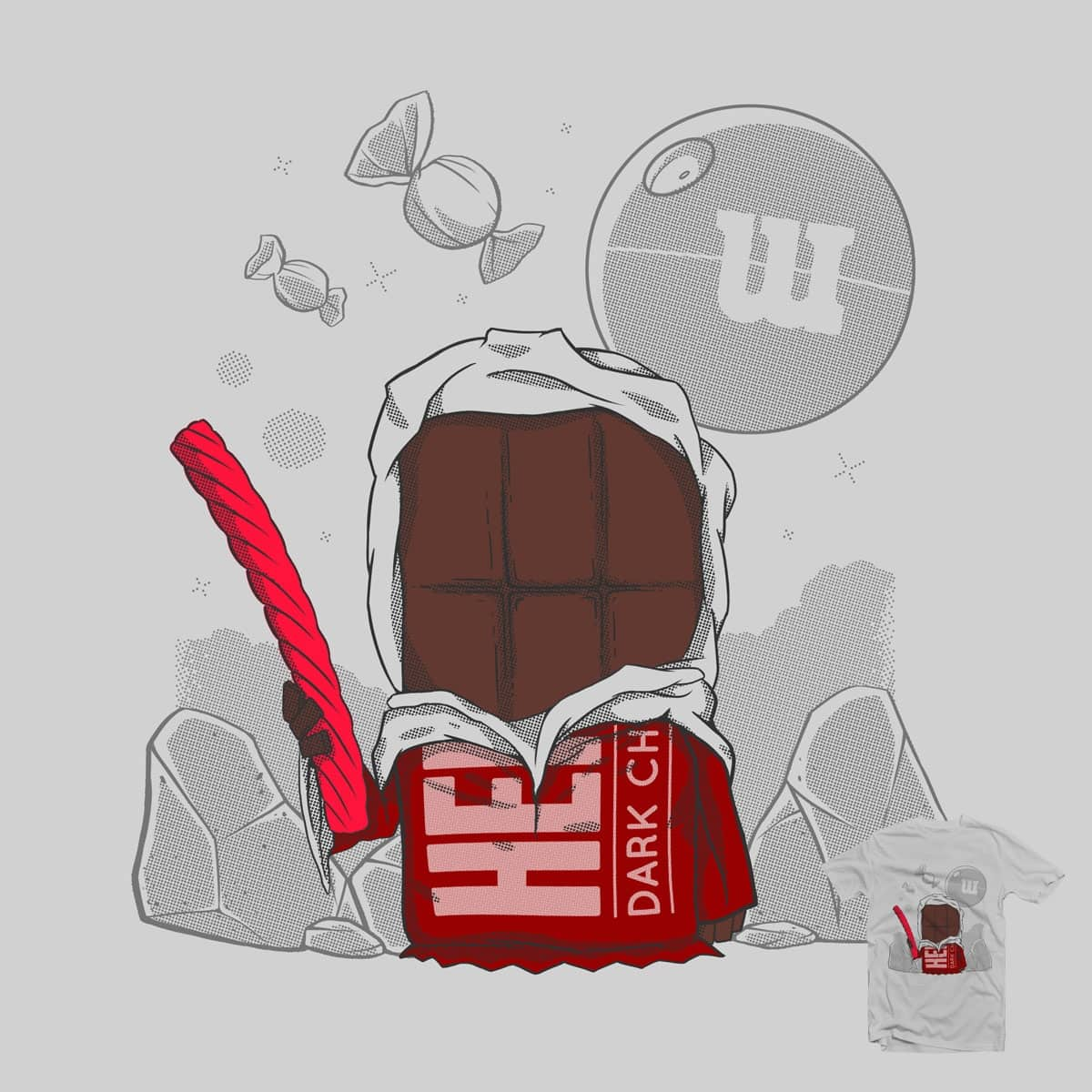 Darth Chocolate by goliath72 and nerrik on Threadless