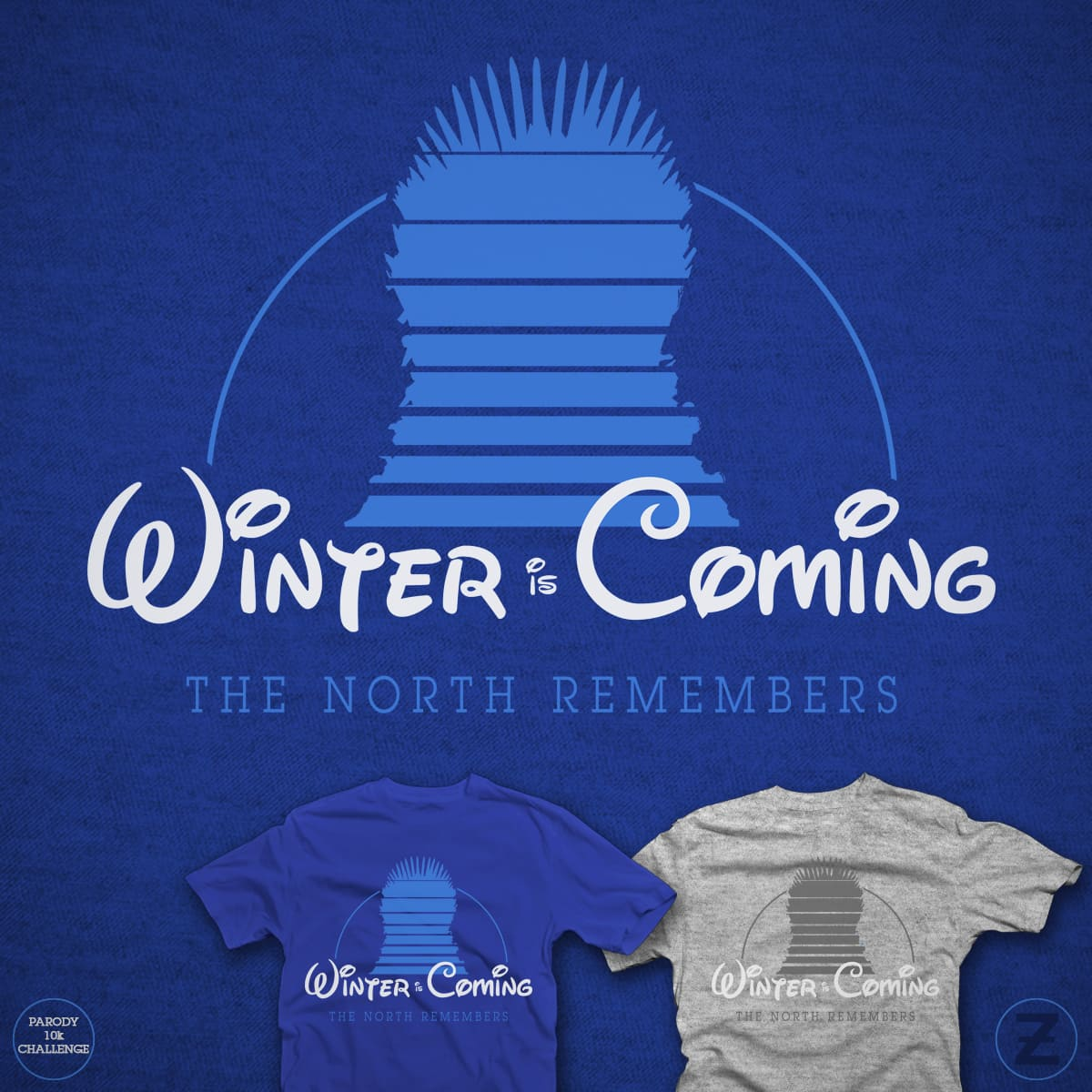 Westeros Wonderland by Zachonium on Threadless