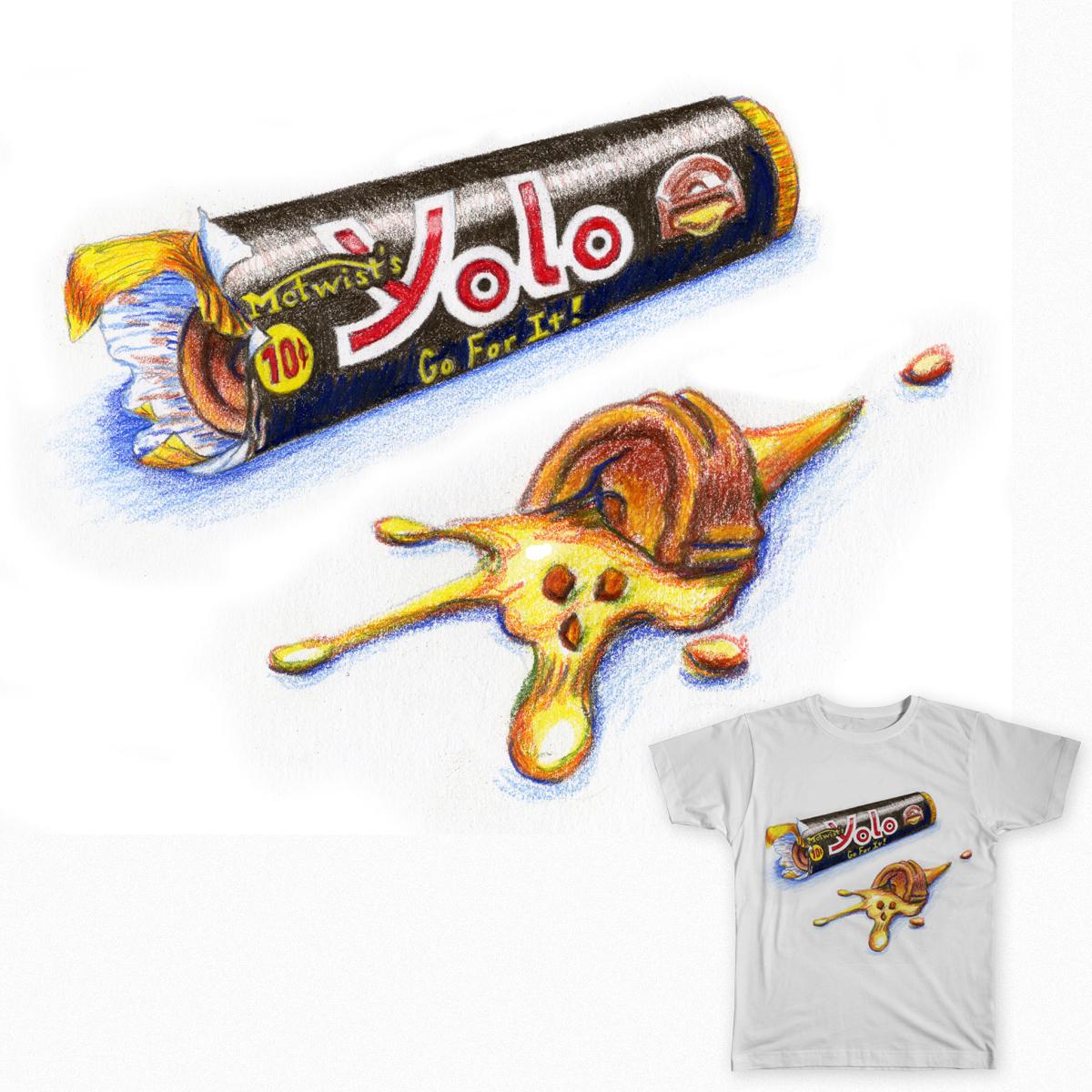 YOLO Chocolates by AuntieVAVA on Threadless
