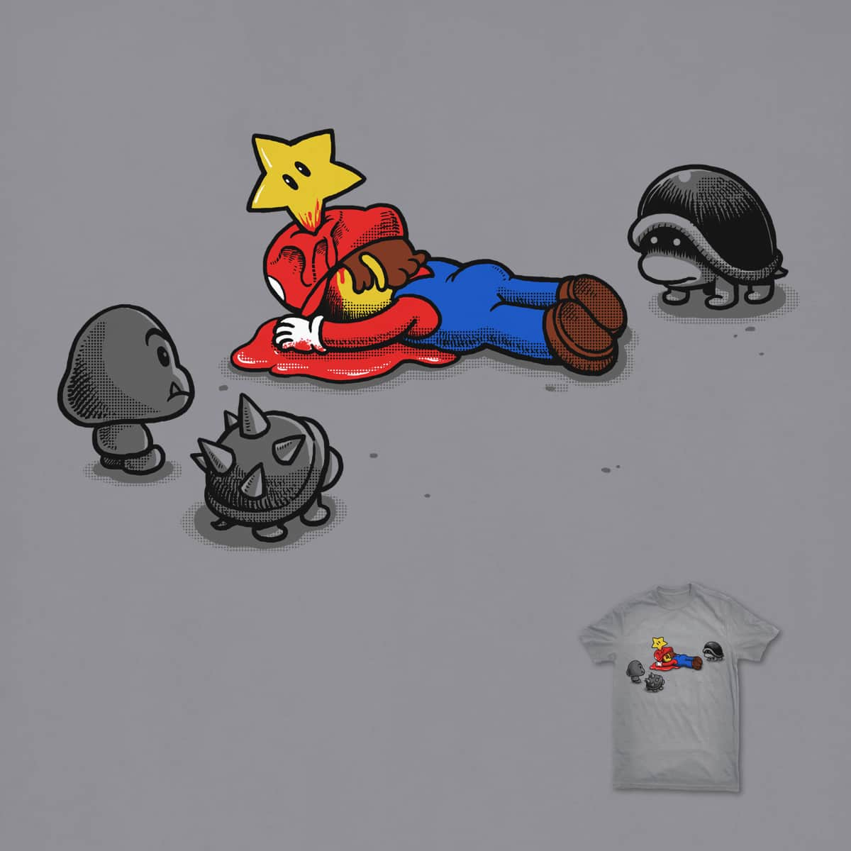 Killing Error by ben chen on Threadless