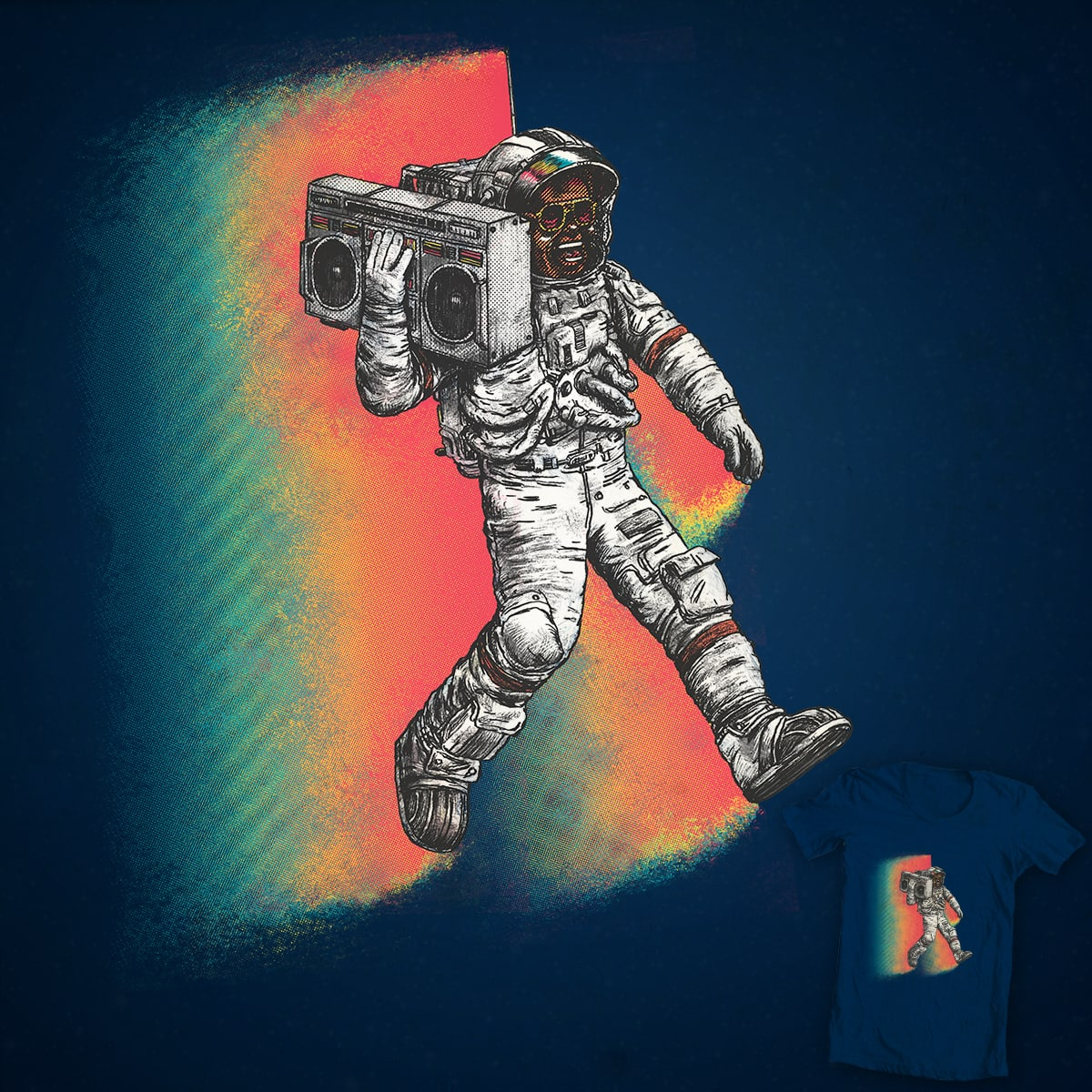 Funkaliciousness by c-royal on Threadless