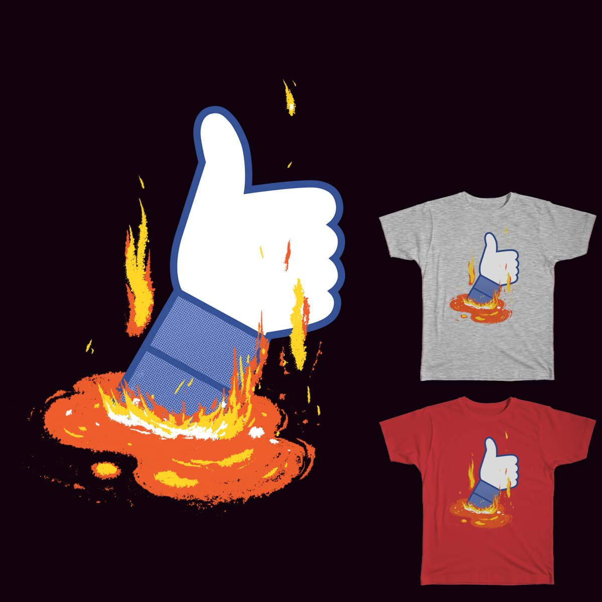 Judgment Day by mike bautista on Threadless