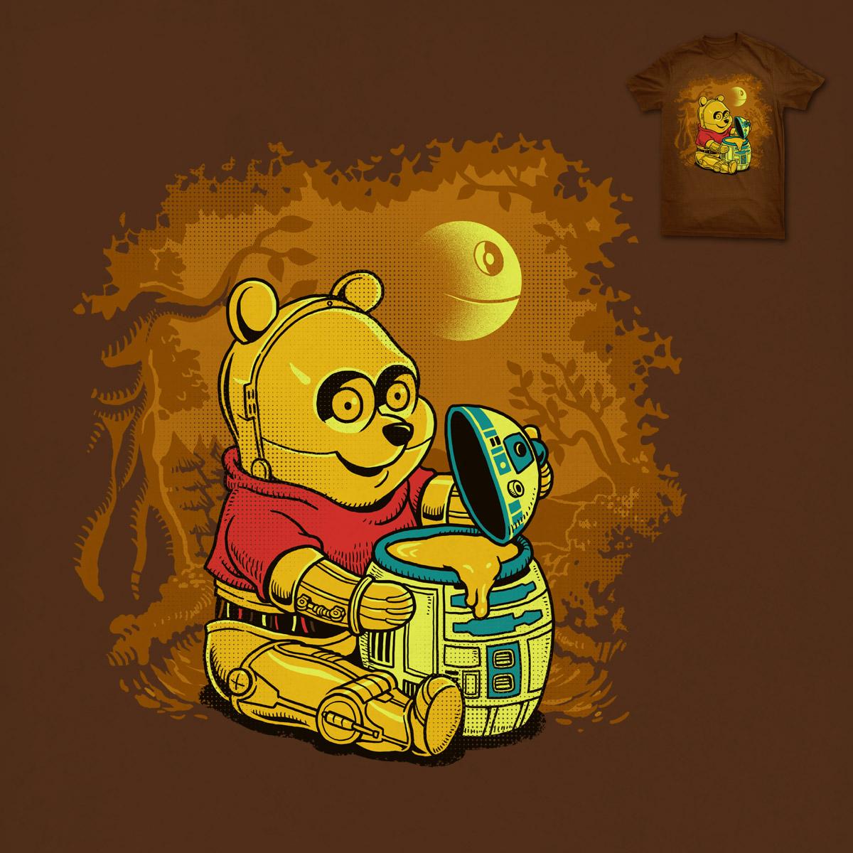 Star Winnie by ben chen on Threadless