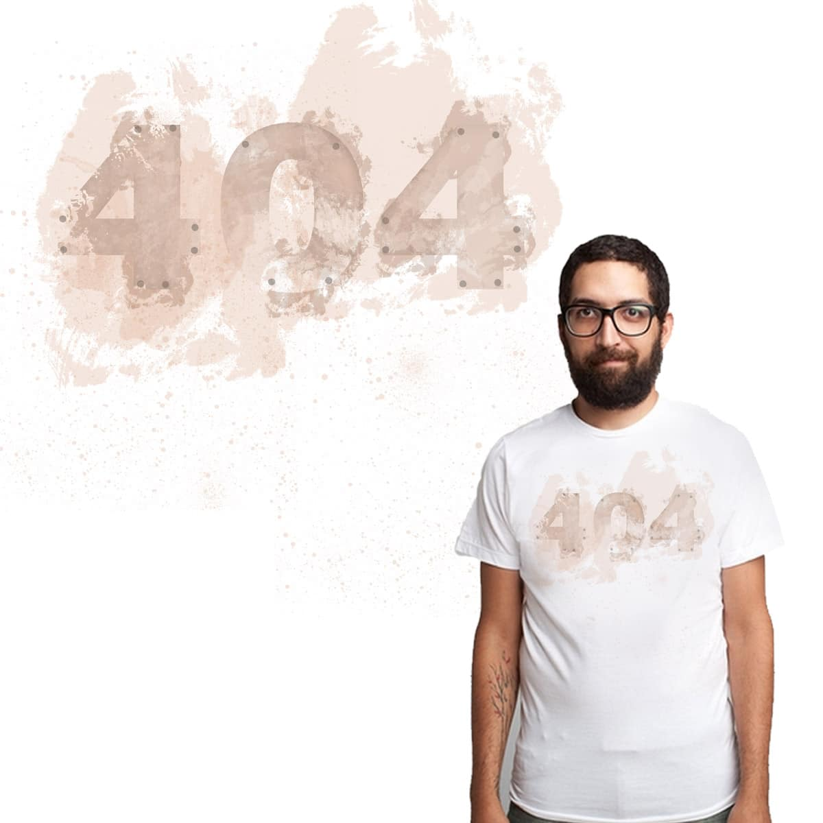 404 by soe on Threadless