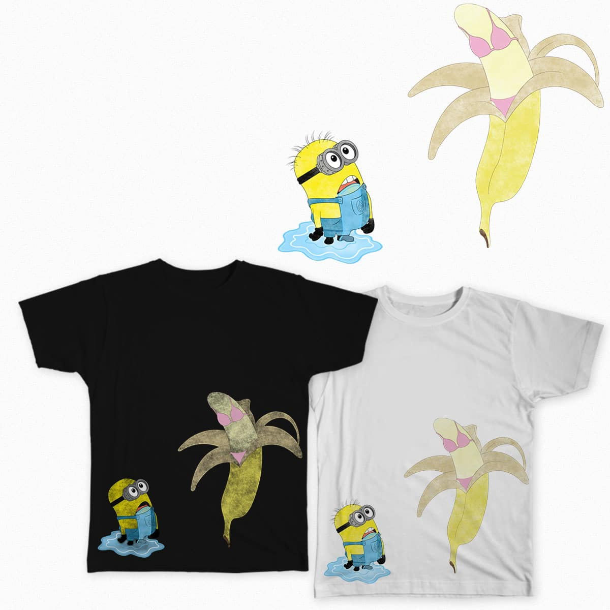 MINION WILL ALWAYS BE MINION by fashiondesire on Threadless