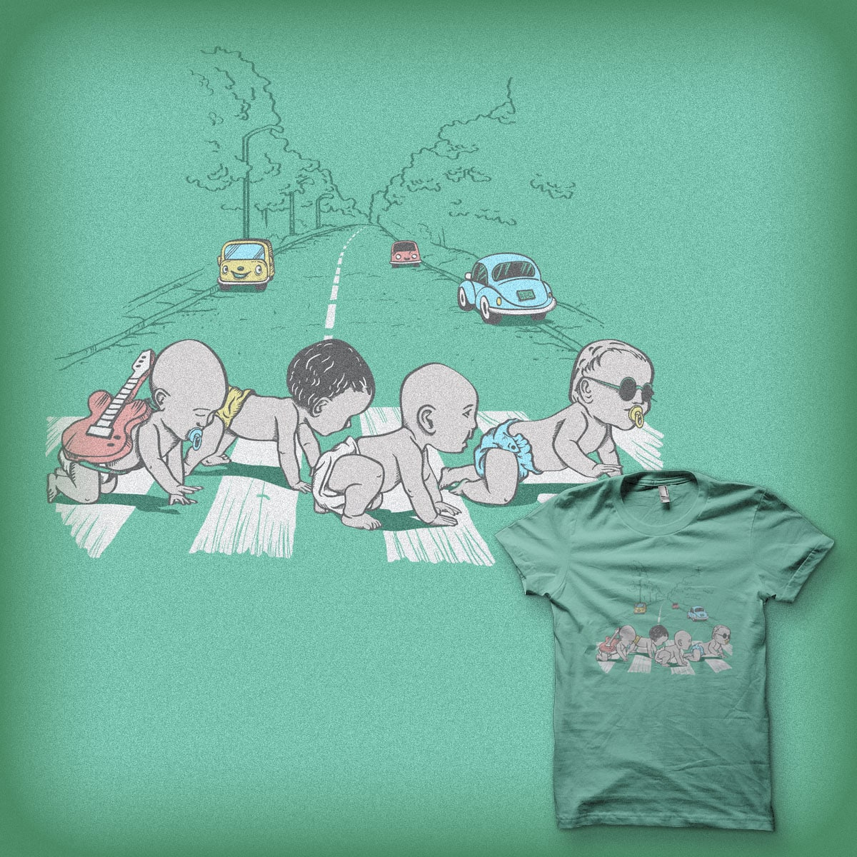 The Bealittles by Boy_Tinta on Threadless
