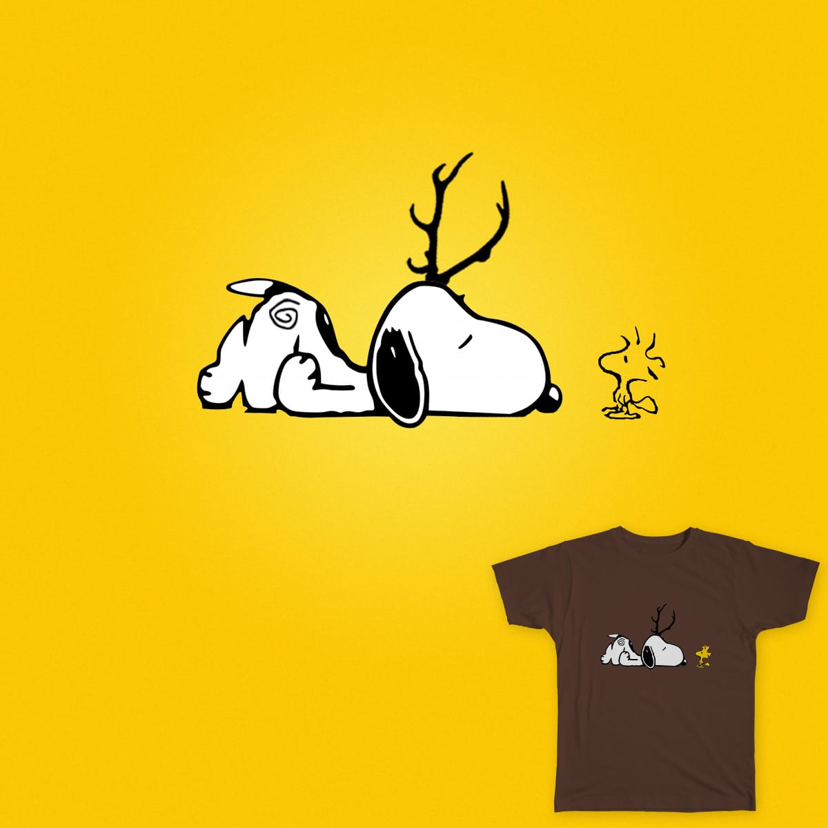 The Yellow King by BurnsFor2Winters on Threadless
