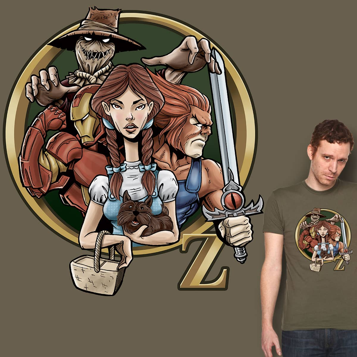 OZ by negritoo on Threadless