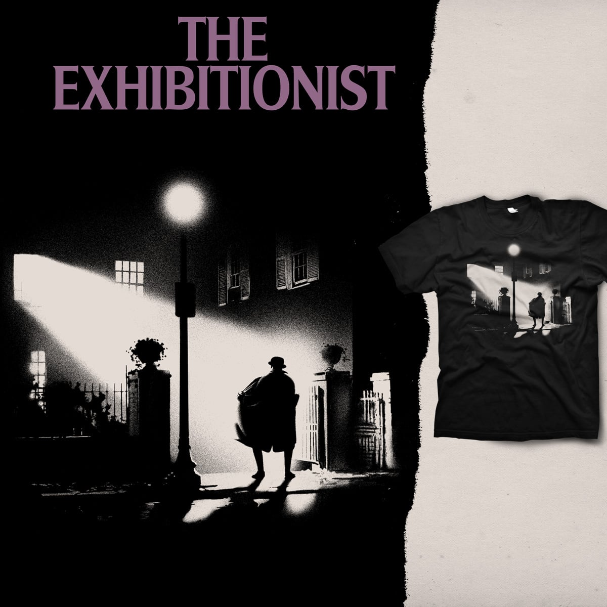 The Exhibitionist by mathiole on Threadless