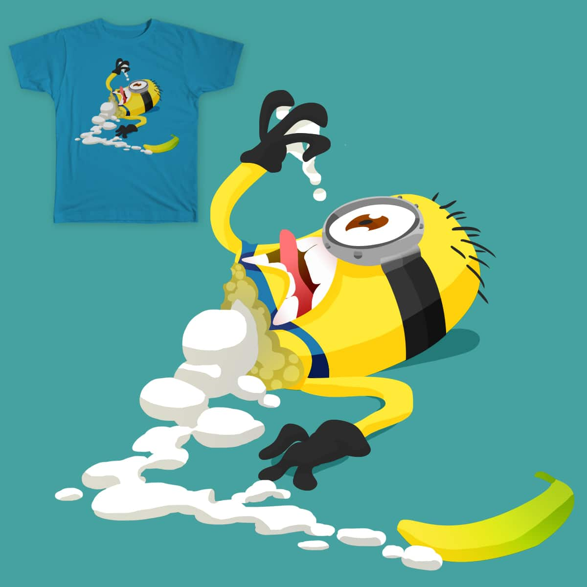 Despicable Creamy by CactusDiapers on Threadless