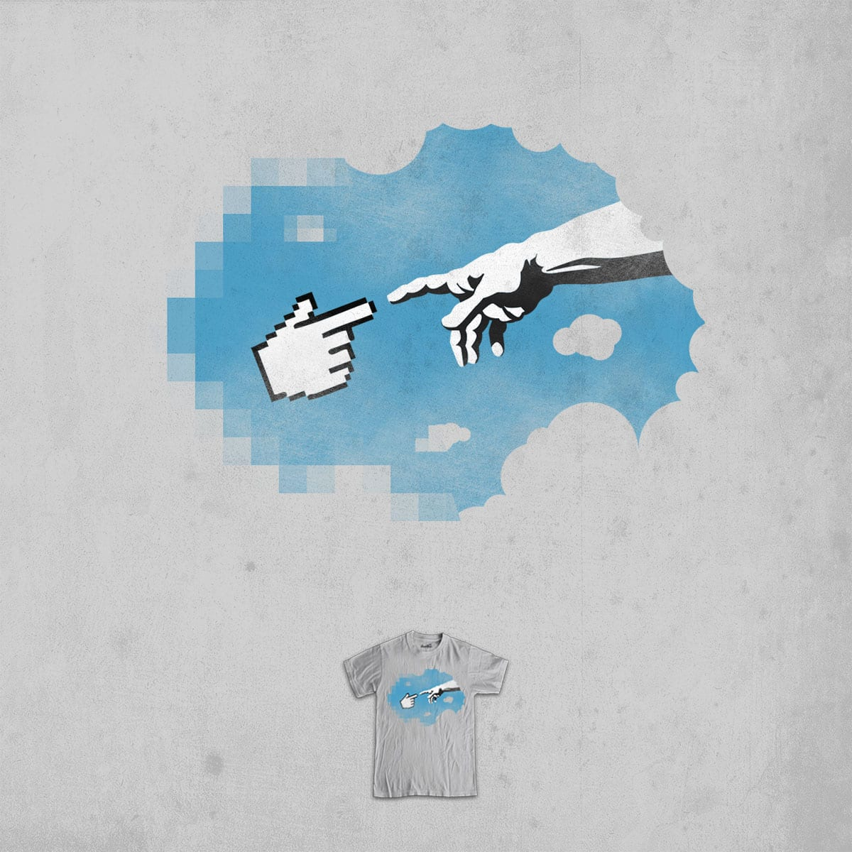 On the 101110010th Day by jerbing33 on Threadless