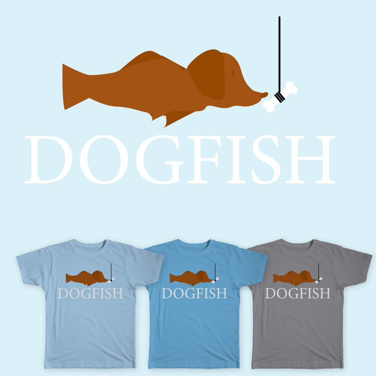 Dogfish by gerardkwq on Threadless