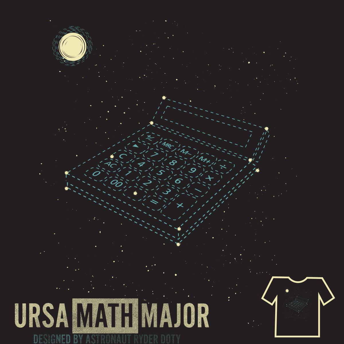 URSA MATH MAJOR by Ryder on Threadless