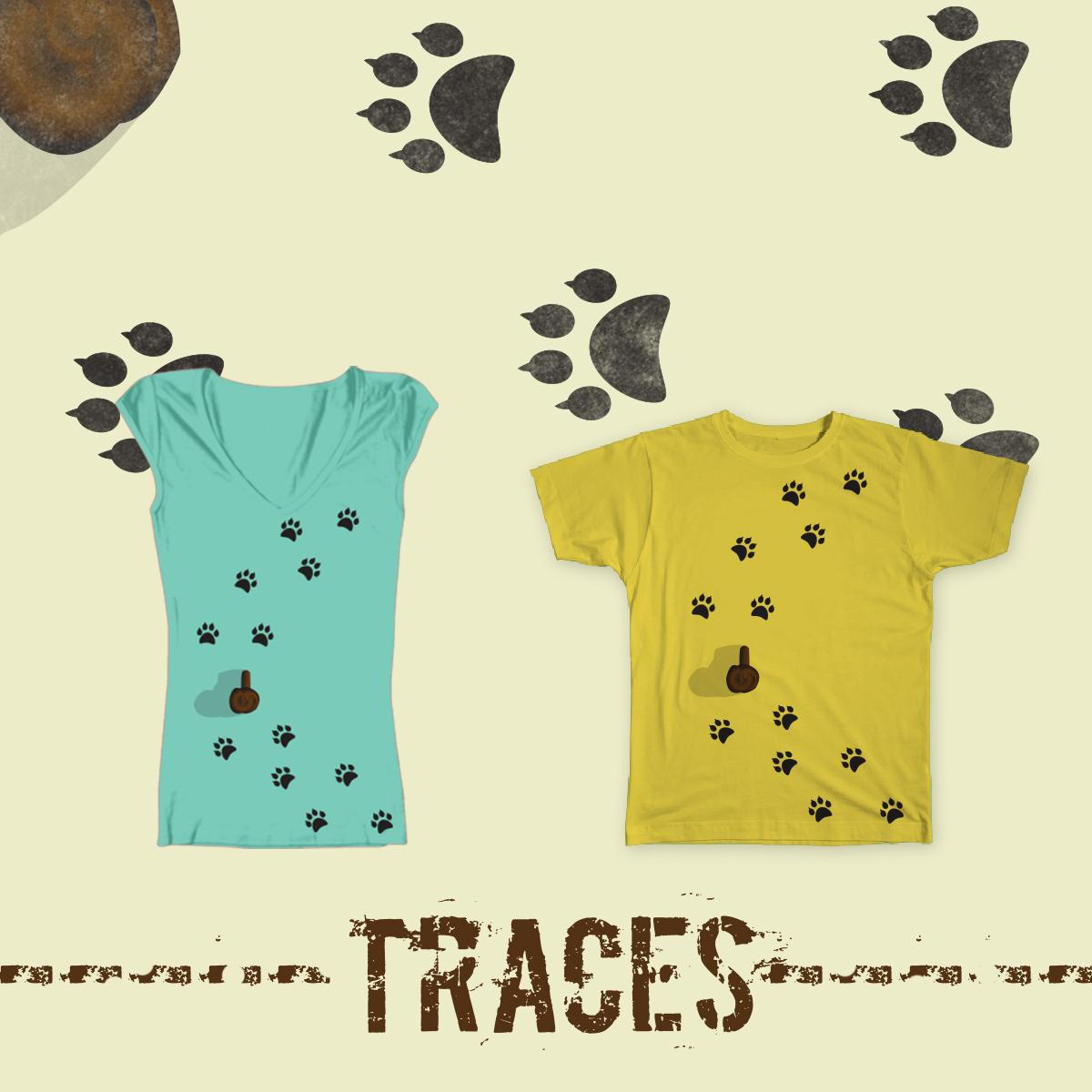---Traces--- by Asaar on Threadless