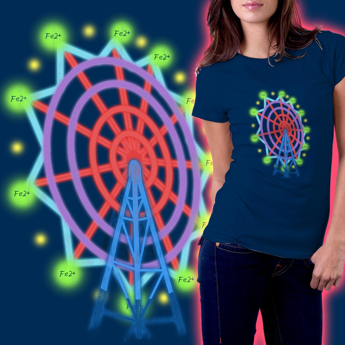 Ferrous Wheel by papaomaangas on Threadless