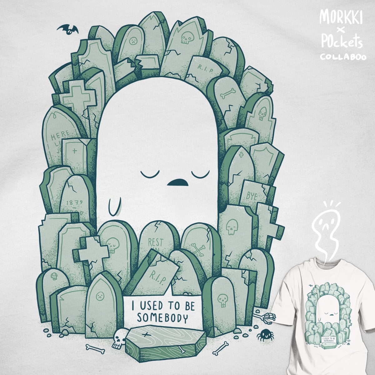 Dispirited by Morkki and P0ckets on Threadless