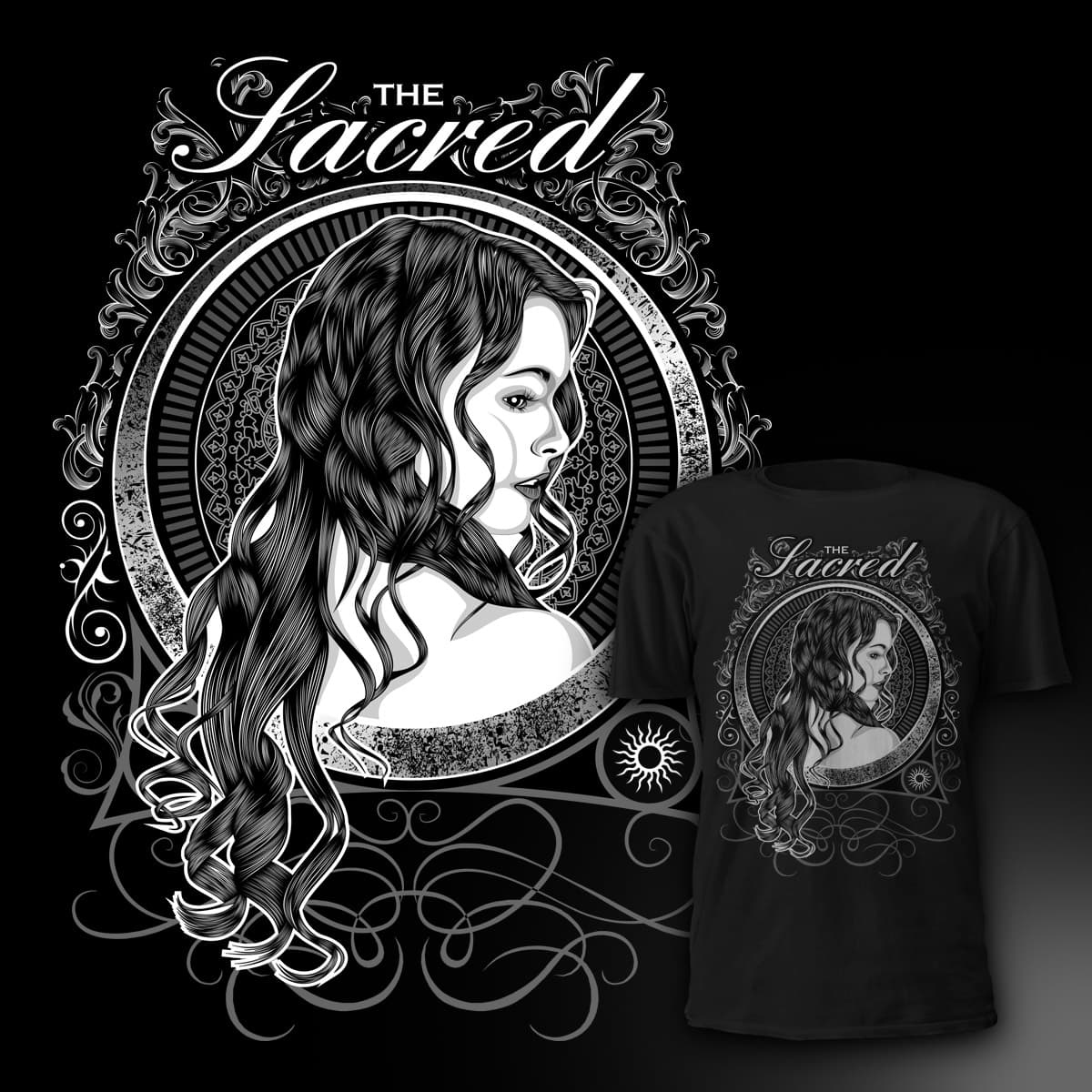 The Sacred by ryanok on Threadless
