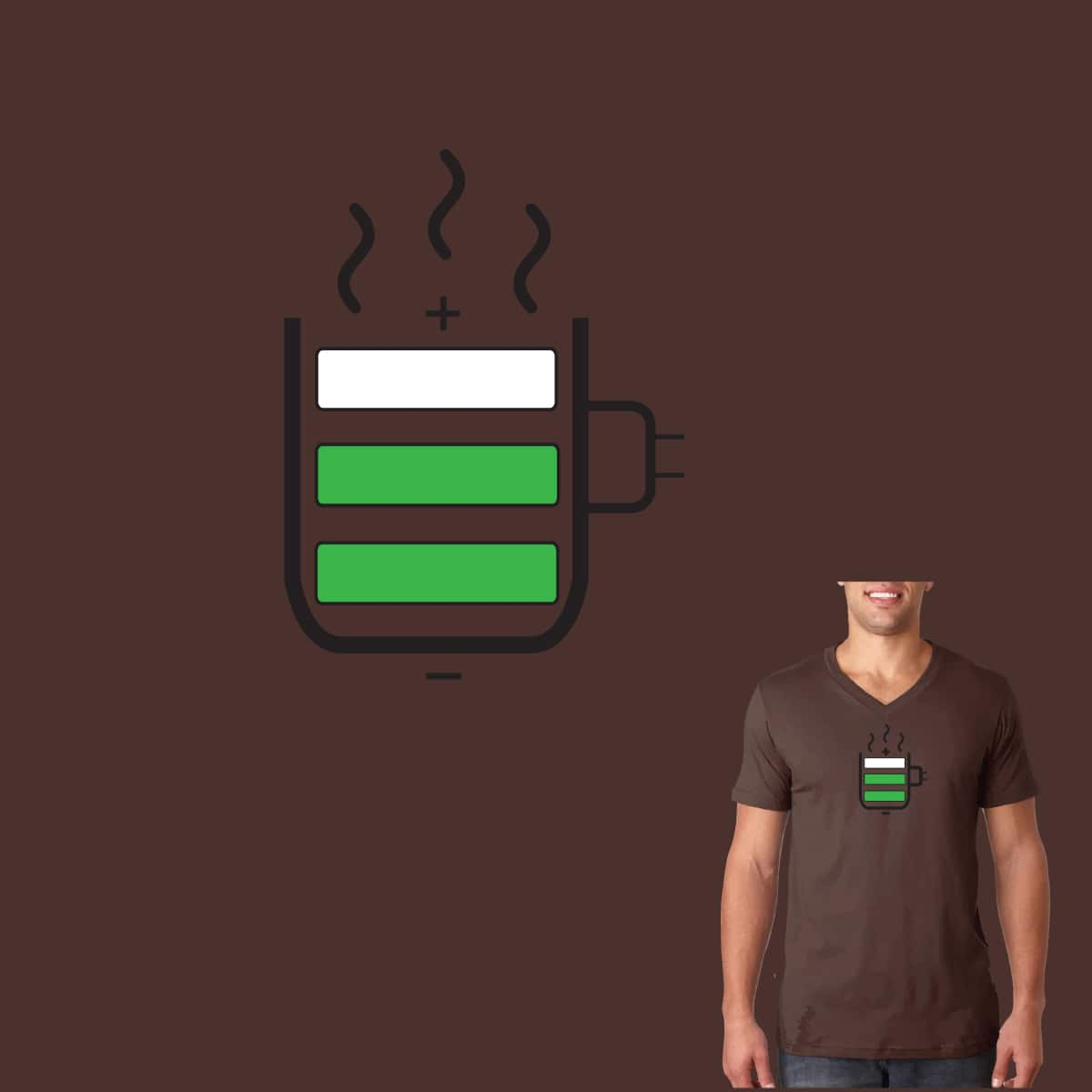 ReCharge by aamirp on Threadless