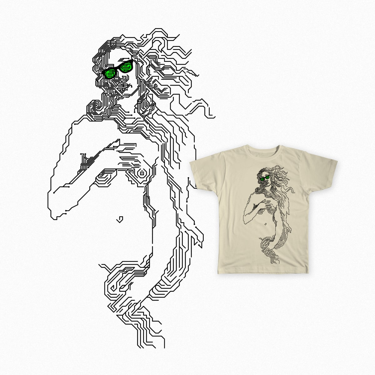 rebirth by bulo on Threadless