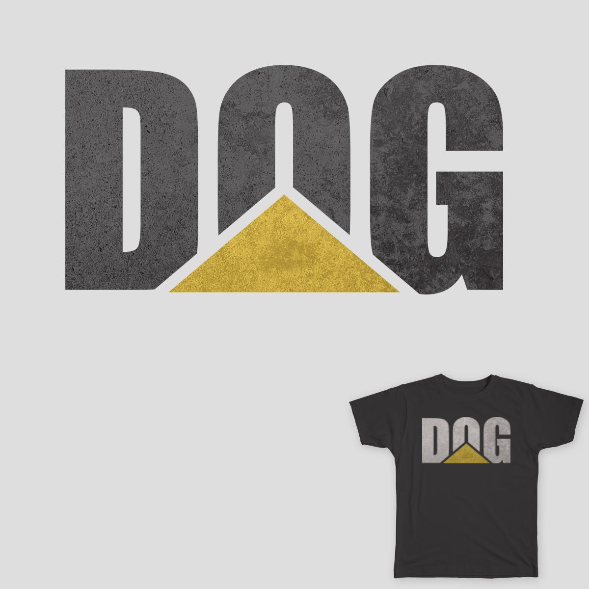 D.O.G. by eddie.carmine on Threadless