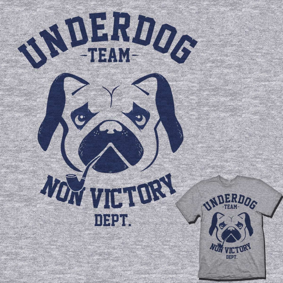 UNDERDOG TEAM by kuli_grafis on Threadless