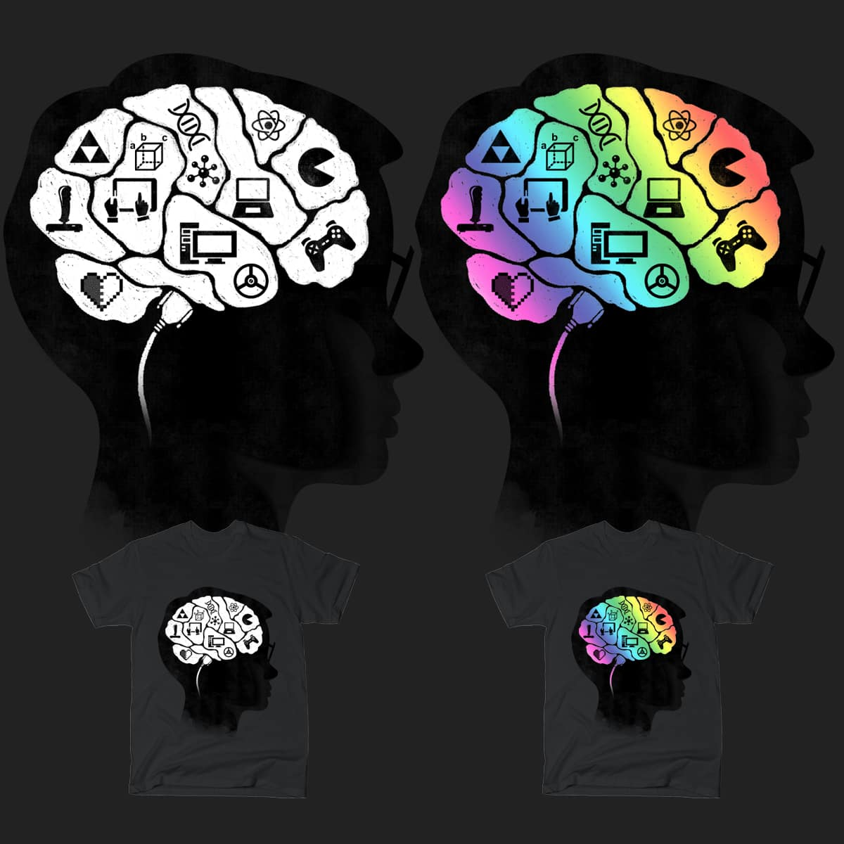 What's on your mind? by dandingeroz on Threadless