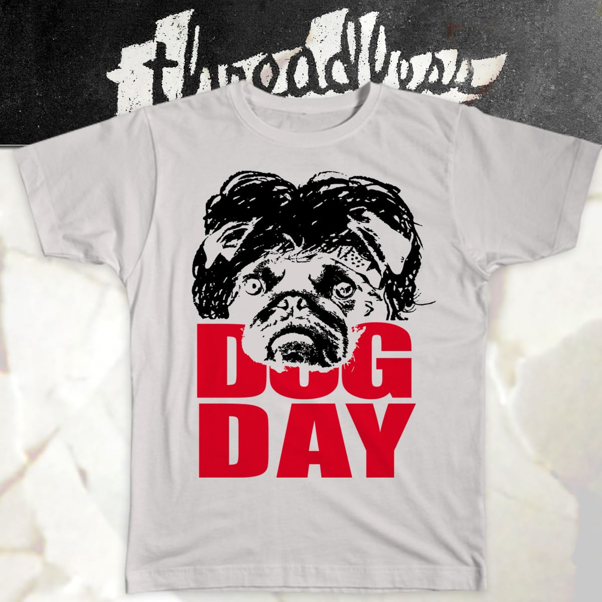 DOG DAY by coffeecontrolled on Threadless