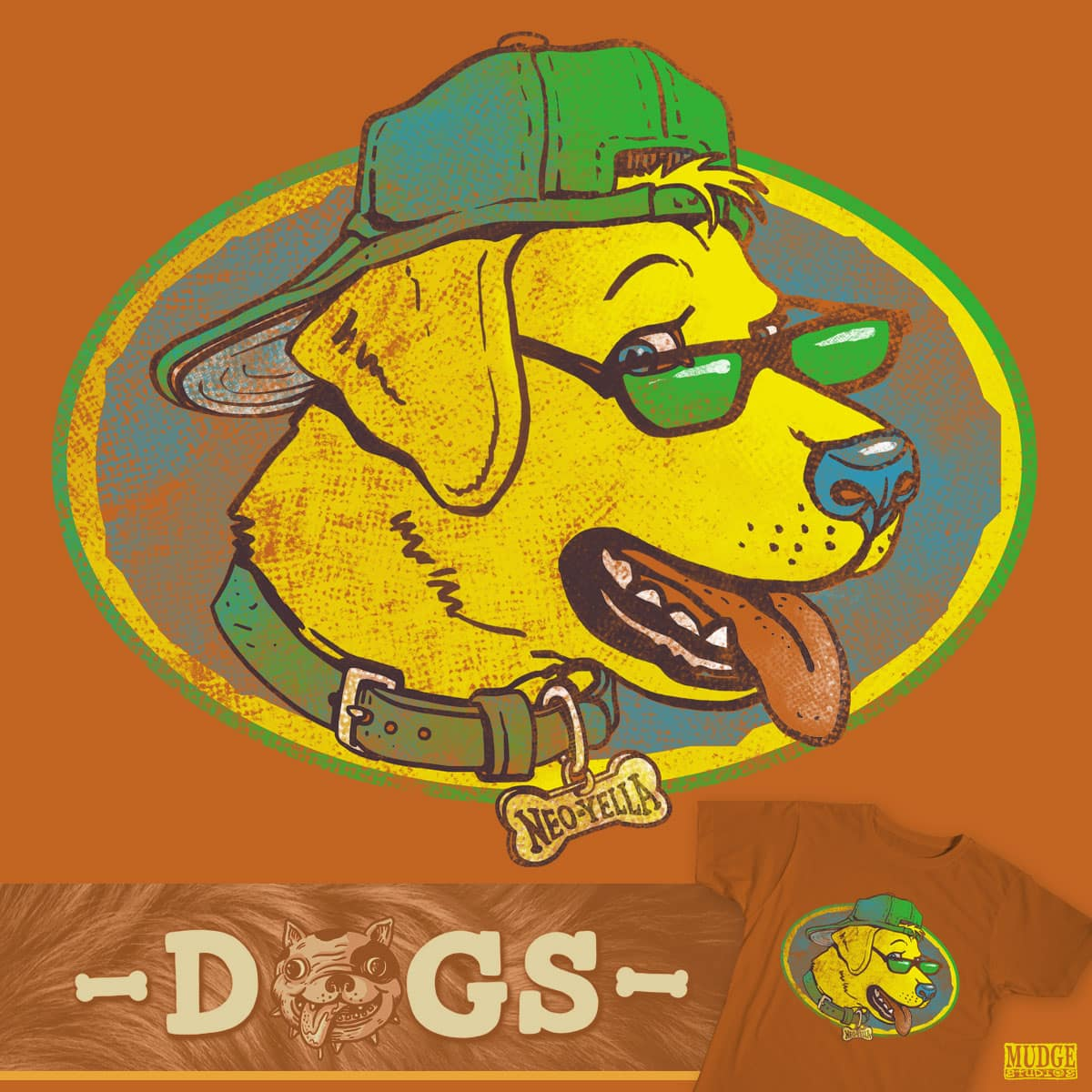 Neo Yella by MudgeStudios on Threadless