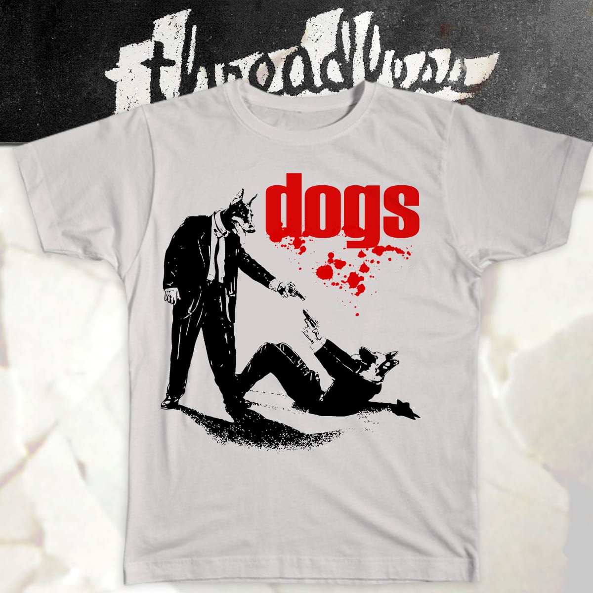 MR. DOGS by coffeecontrolled on Threadless