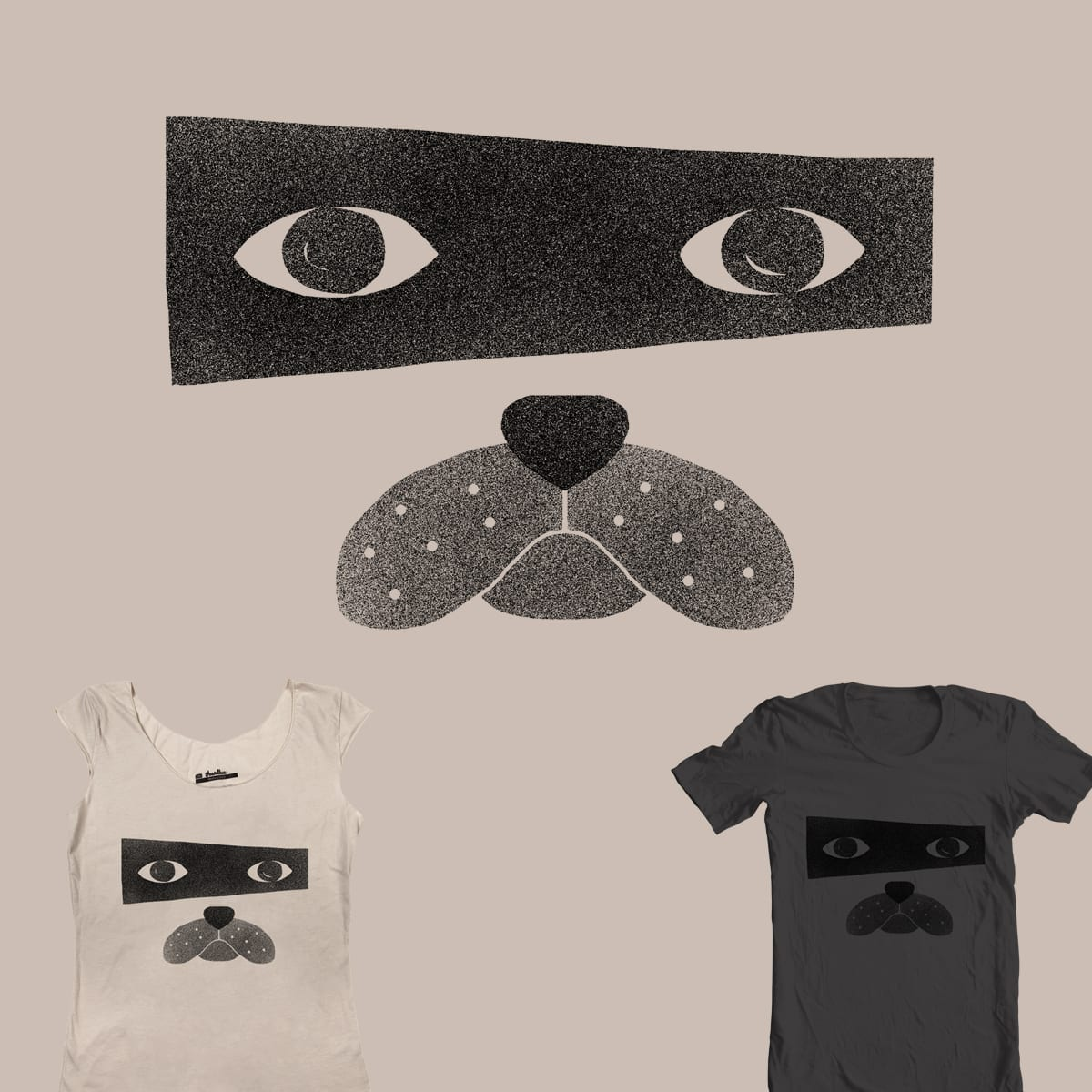 Bandito by Farnell on Threadless