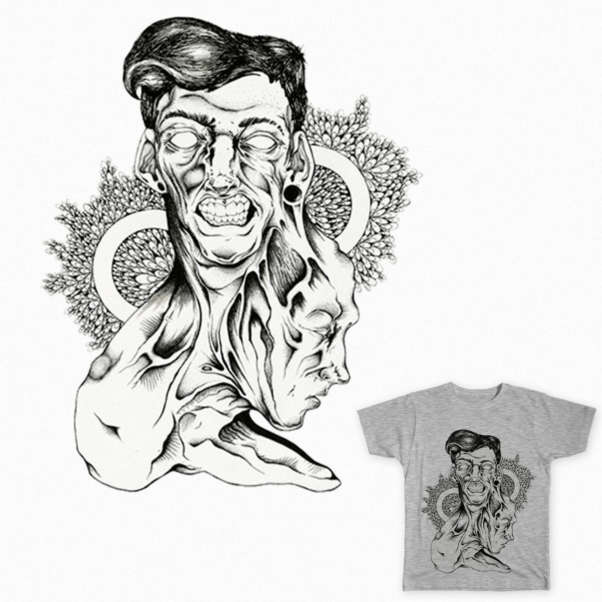 2 Face by nerrico on Threadless