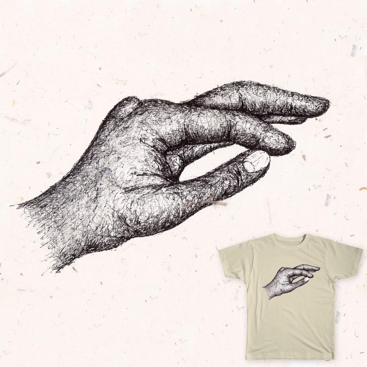 Pinched by Astrovix on Threadless