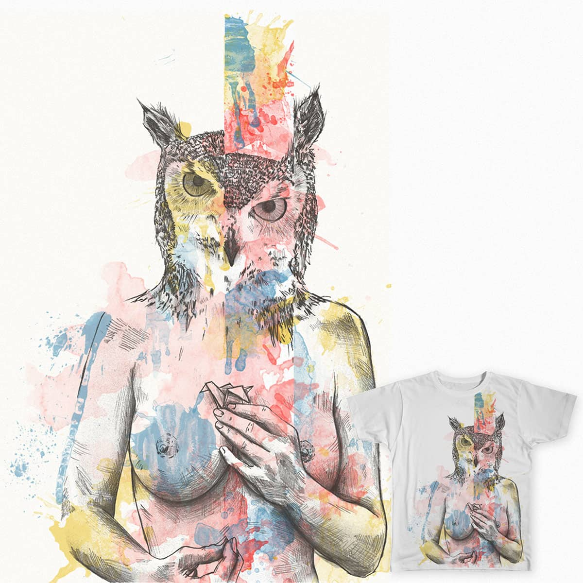 ORIGAMI. by JBLE 3000 on Threadless