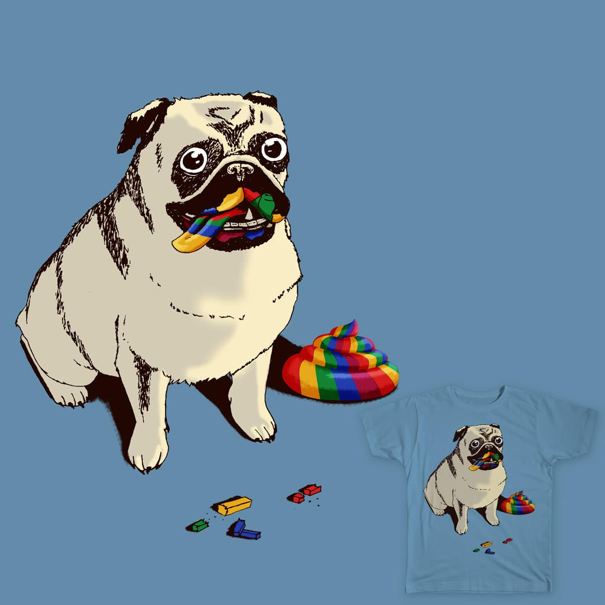 wasn't me by Willian_Richard and tobiasfonseca on Threadless
