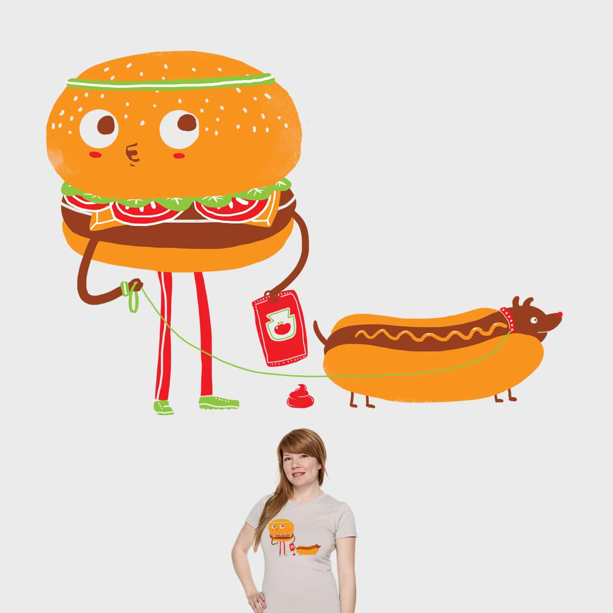 Crapsup by ppmid on Threadless
