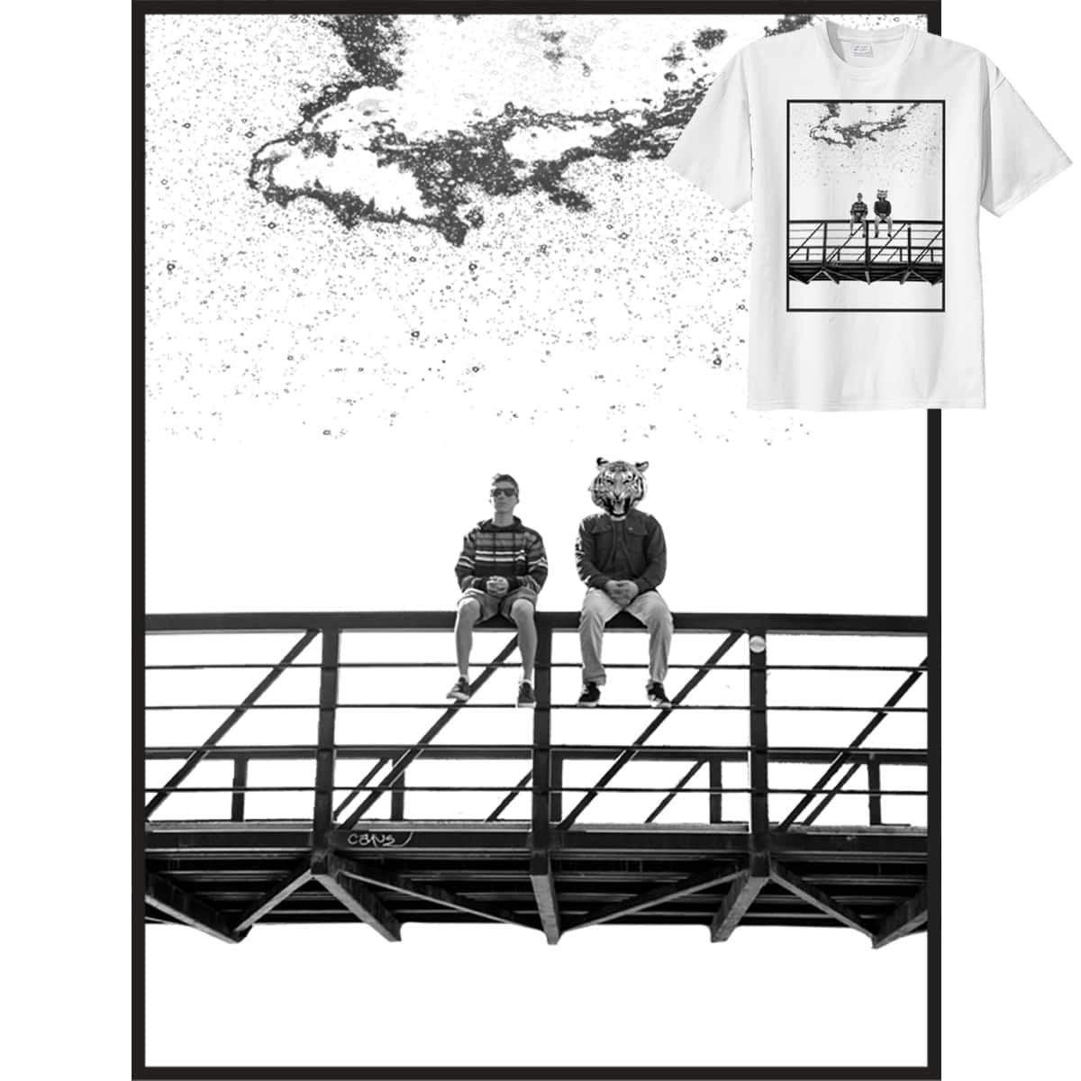 Watching and Wishing by casey.andringa and jesse.andringa on Threadless