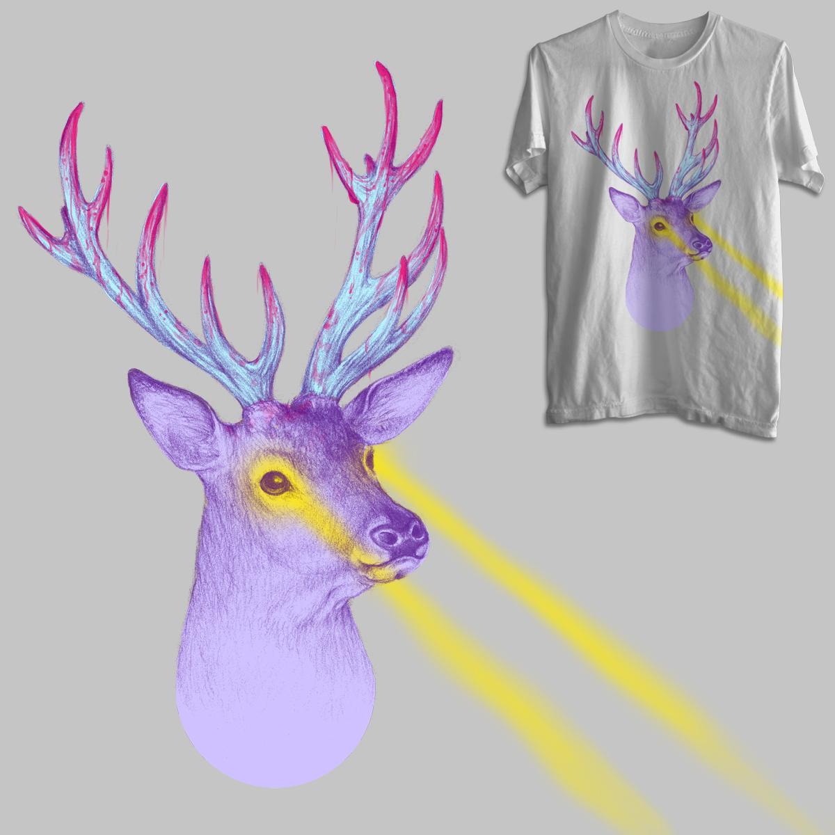 Not so deer by Milan_ on Threadless
