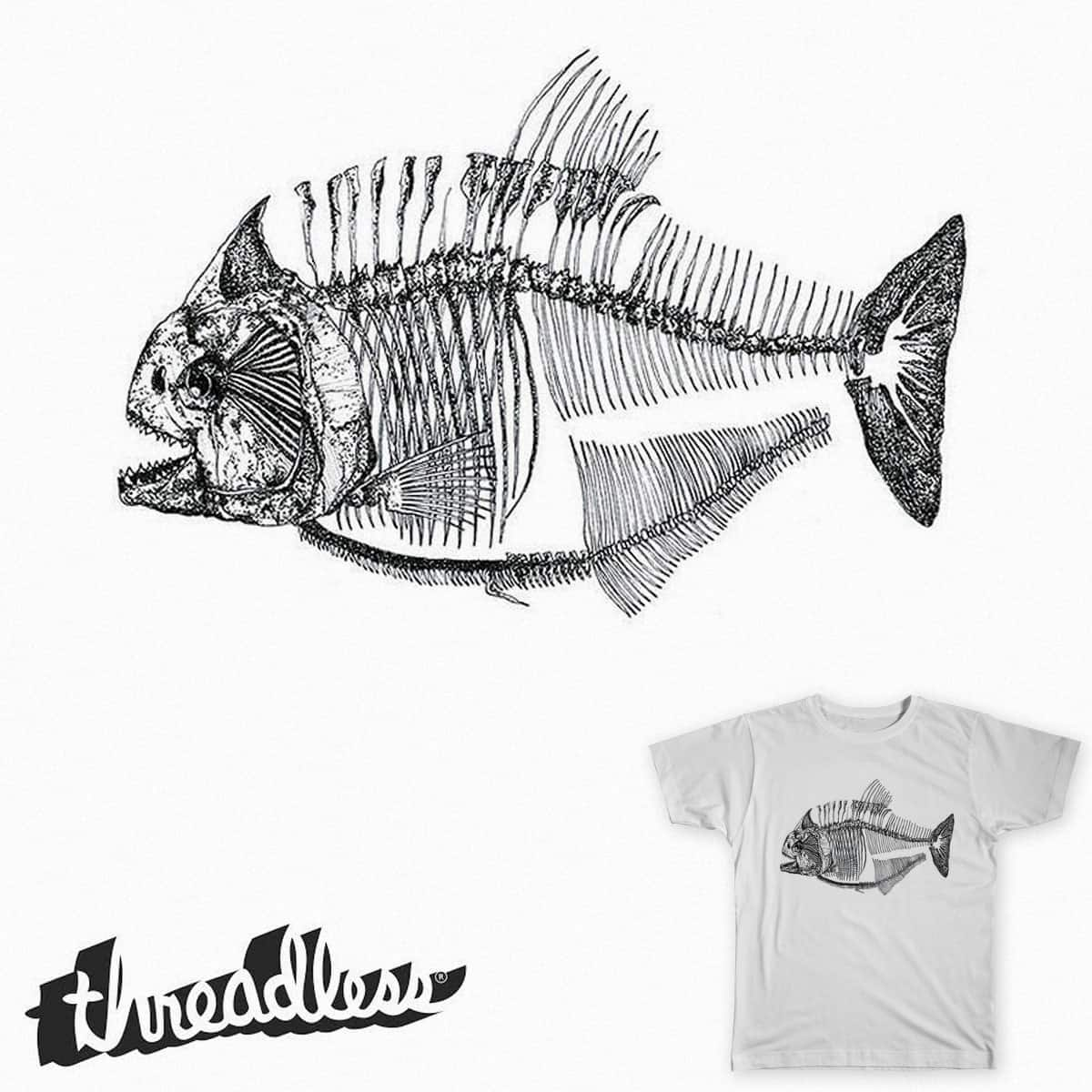 Something Fishy by ben.wills.33 on Threadless