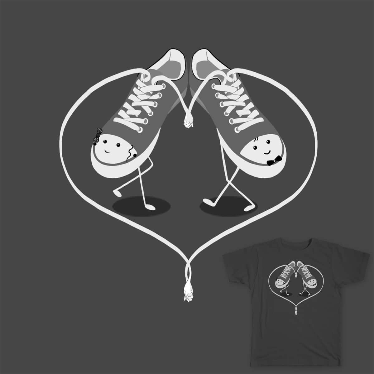 Sole-mates by GunjanCreations and soloyo on Threadless