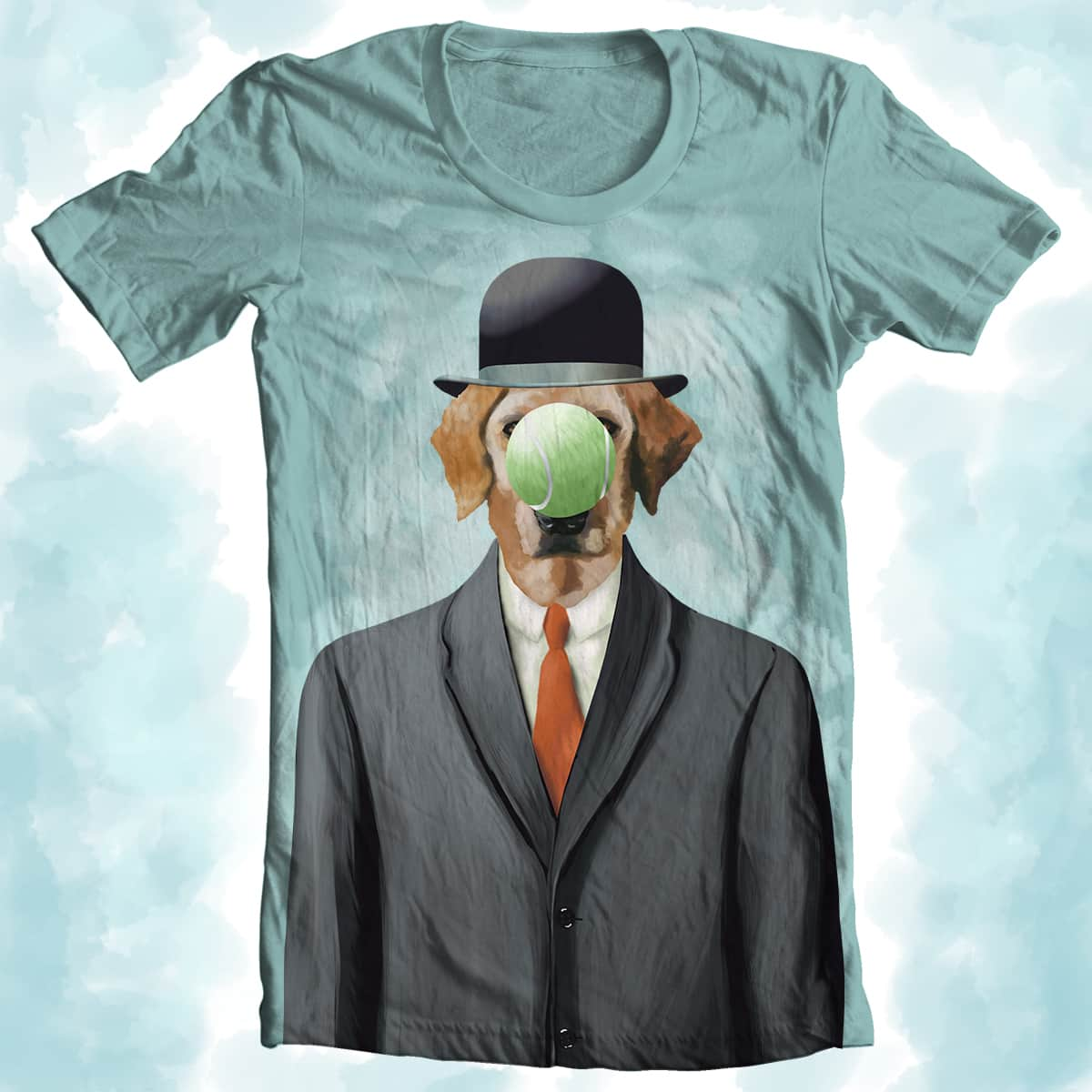 The Dog of Man by AquilaSky on Threadless