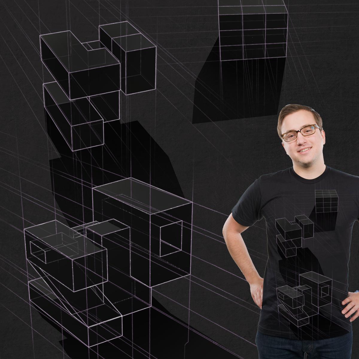Cubic Progression by TenkenNoShin on Threadless