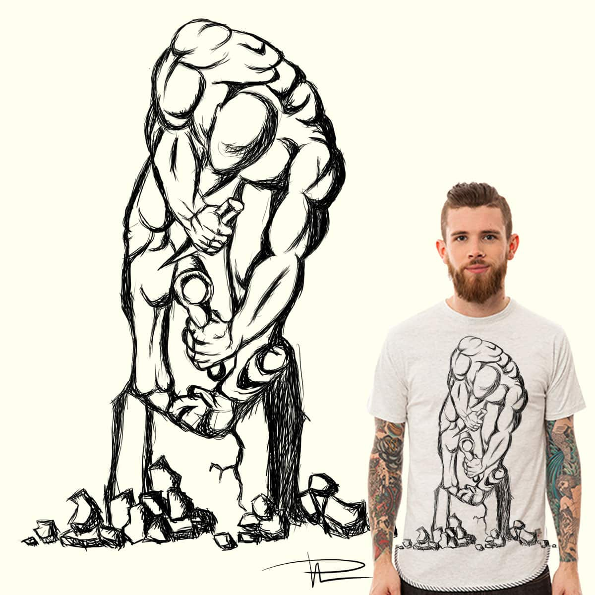 the builder by audirein on Threadless